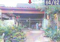 บ้านแฝดหลุดจำนอง ธ.ธนาคารอาคารสงเคราะห์ สะเตงนอก เมืองยะลา ยะลา